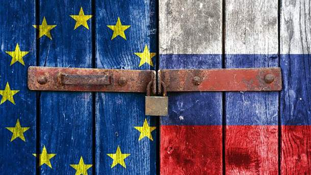 ЄС схвалив пакет санкцій проти Росії через агресію на Азові