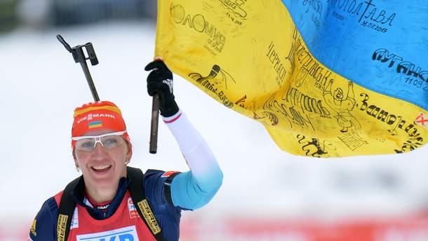 Женская сборная Украины по биатлону потеряла капитана до конца сезона