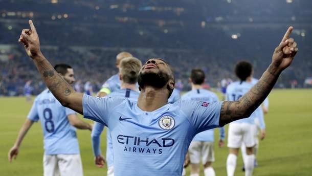 Шальке – Манчестер Сити: видео голов, обзор матча Лиги чемпионов