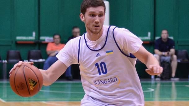 Гравець НБА Михайлюк підтримав збірну України перед важливим матчем з Чорногорією: відео