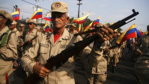 Військові Венесуели