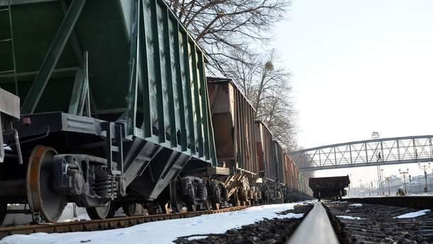 Железнодорожные грузовые перевозки