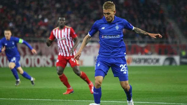 Динамо – Олимпиакос: анонс матча Лиги Европы