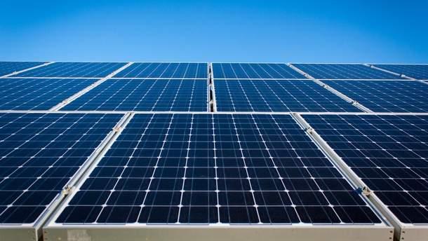 На Днепропетровщине заработала крупнейшая солнечная электростанция в Украине