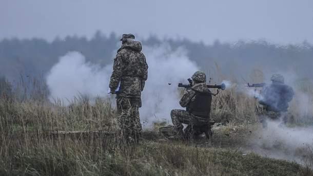 Ужасный обстрел украинских военных под Мариуполем: подробности