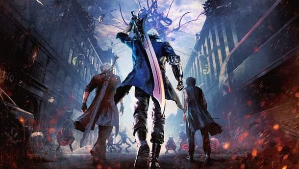 Devil May Cry 5 – убийца God Of War: обзор демоверсии игры