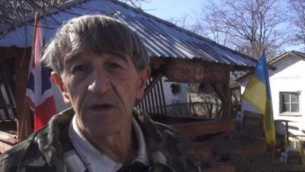 Российские силовики обыскали проукраинского активиста
