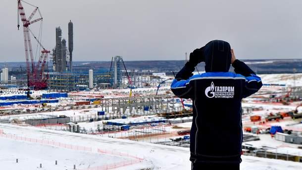 """Украина продала акции компании, принадлежавшей """"Газпрому"""""""