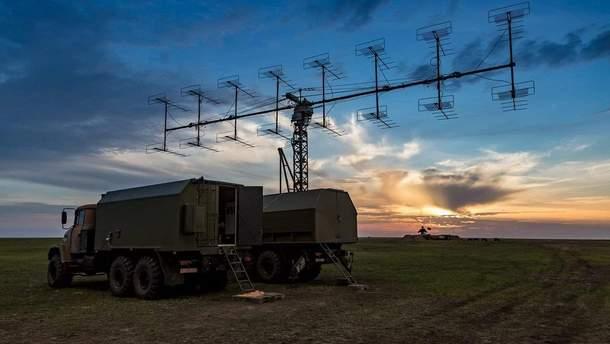 Система VHF Radar P-18MA/P-180U