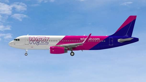Wizz Air збільшує кількість рейсів