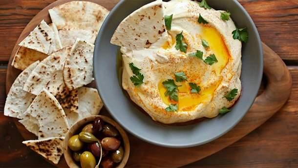 Как приготовить хумус: рецепт вкусной закуски