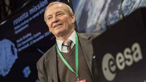 Клим Чурюмов: український астроном-щасливчик, відкриття якого можуть врятувати світ