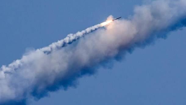 """""""Циркон"""" – гіперзвукова ракета морського базування"""