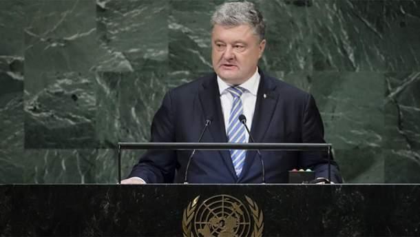 Росія готується до військового удару по Україні, – Порошенко