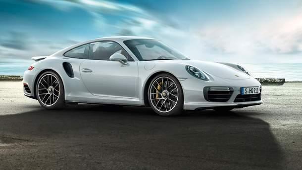 """Самая дорогая """"евробляха"""" – Porshe 911 Turbo S"""