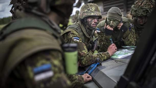 Естонська армія
