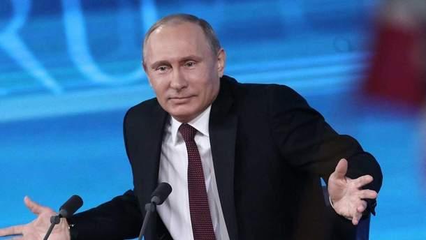 """""""Вони ж там сидять і все слухають, а так не будуть"""", – Путін про ізоляцію інтернету в Росії"""