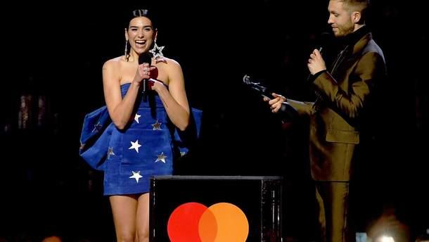 У Лондоні вручили музичну премію Brit Awards: найкращі пісні та виконавці