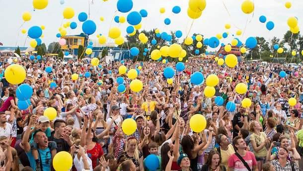 За год население Украины сократилось более чем 230 тысяч человек