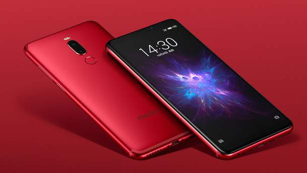 Возможный рендер смартфона Meizu Note 9