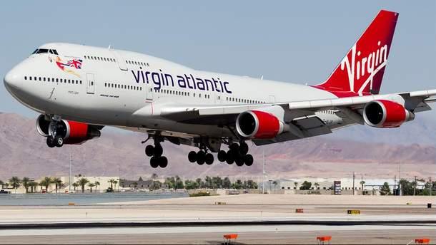 Пассажирский самолет Boeing случайно побил рекорд скорости