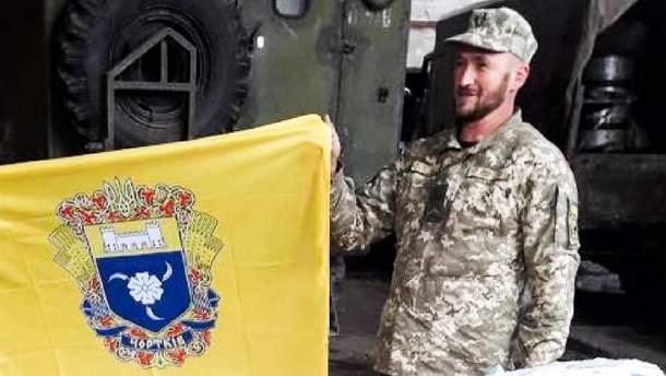 На Донбассе от вражеской пули снайпера погиб украинский военный: известно имя героя