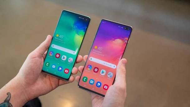 Samsung Galaxy S10 Plus в Україні - ціна новинки Samsung 2019
