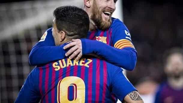 Севілья - Барселона: де дивитися онлайн матч Ла Ліги 2018/2019