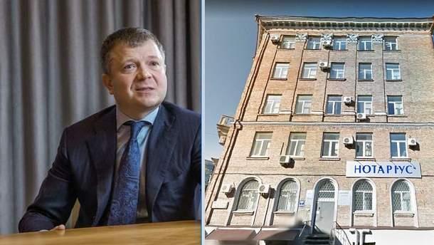 НБУ отсудил у Жеваго недвижимость в Киеве