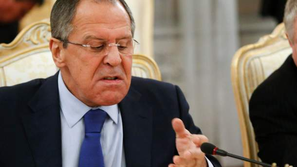 """Лавров заявил о подготовке Киевом """"новой провокации"""" в Керченском проливе"""