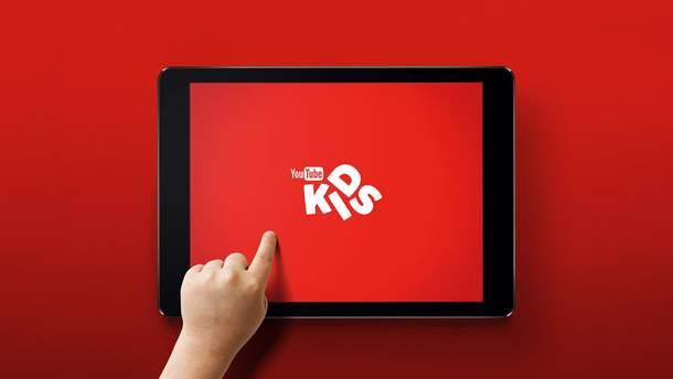 YouTube Kids заработал в Украине