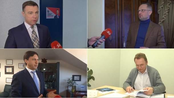 Як виглядають передвиборчі штаби кандидатів у президенти: фото та відео