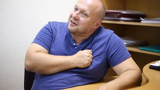 У Києві побили доґхантера Олексія Святогора