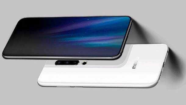 Вероятные рендеры смартфона Meizu 16S