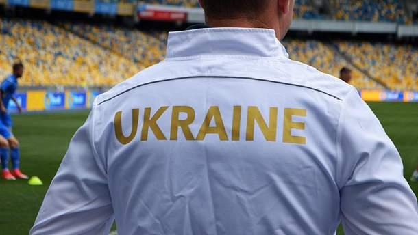 Україна в таблиці коефіцієнтів УЄФА