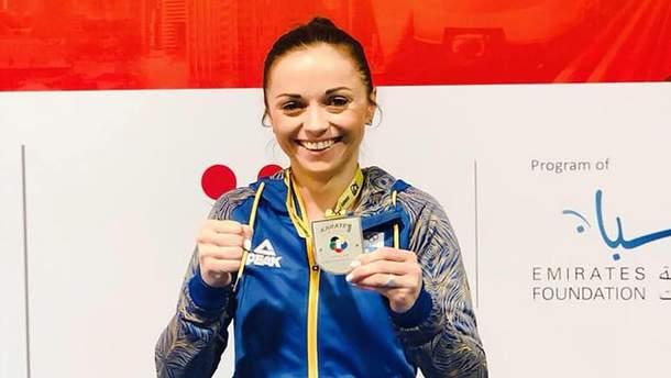 Екатерина Кривая