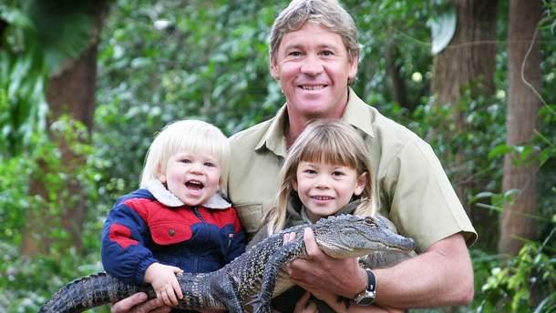 От тигровой акулы до ската-убийцы: 5 самых опасных животных в жизни Стива Ирвина