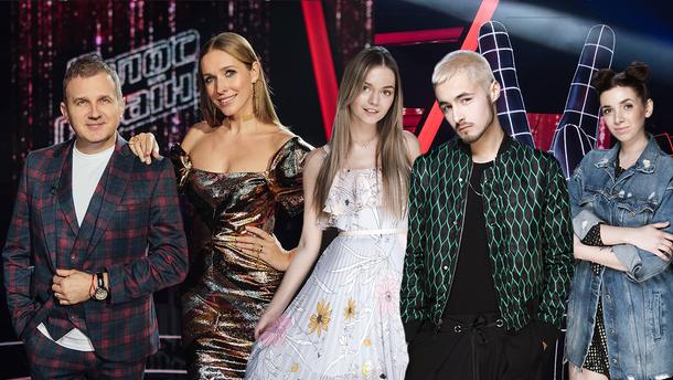 Голос країни 9: всі учасники шоу, які зуміли вразити зіркових суддів на кастингу