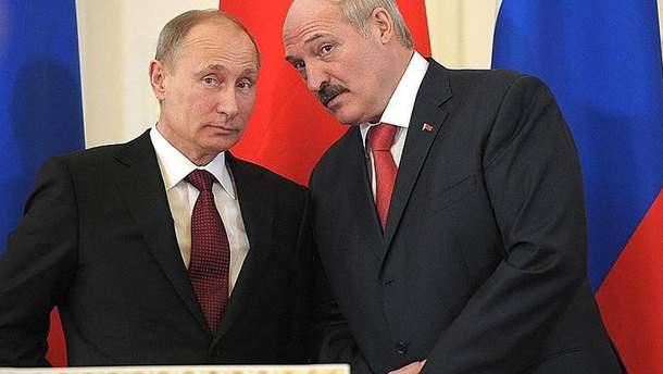 Лукашенко планирует вместе с Россией ответить на появление ракет США в Украине