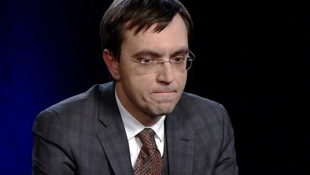Дело министра Омеляна о незаконном обогащении передали в суд