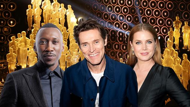 За кого вы будете болеть на Оскаре – опрос