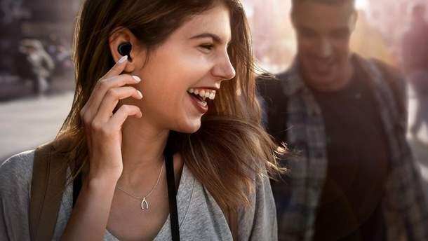 Стильные беспроводные наушники Samsung Galaxy Buds: характеристики и цена в Украине