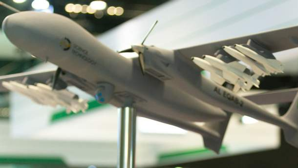 Страны работать над разработкой стратегического беспилотника