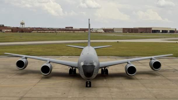 Самолет-разведчик Boeing ОC-135