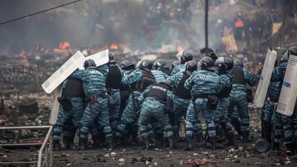 """В окупованому Севастополі нагородили """"беркутівців"""", які брали участь у сутичках на Майдані"""