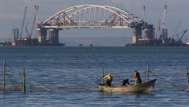 Эксперт рассказал о возможных последствиях падения Крымского моста для Украины