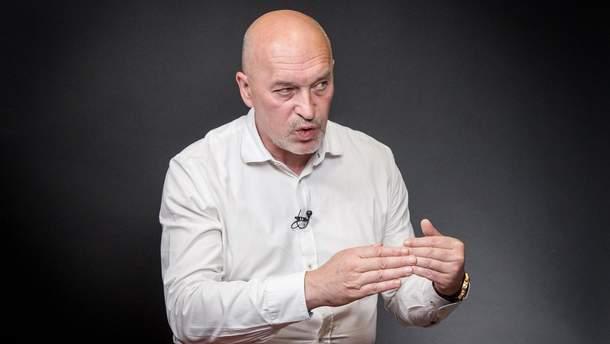 Лояльності від них очікувати не варто, – Тука про проросійських жителів окупованого Донбасу