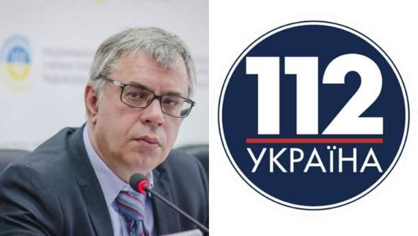 Прямо в руки Медведчука: соратник Порошенка саботував закриття 112 каналу