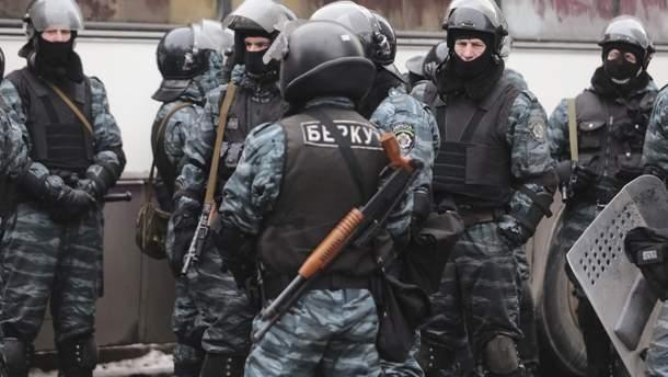 """""""Беркут"""" досі мріє помститись українцям за Майдан"""