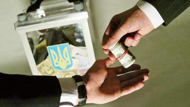 В Чернигове пытались подкупить избирателей, чтобы они голосовали за Порошенко